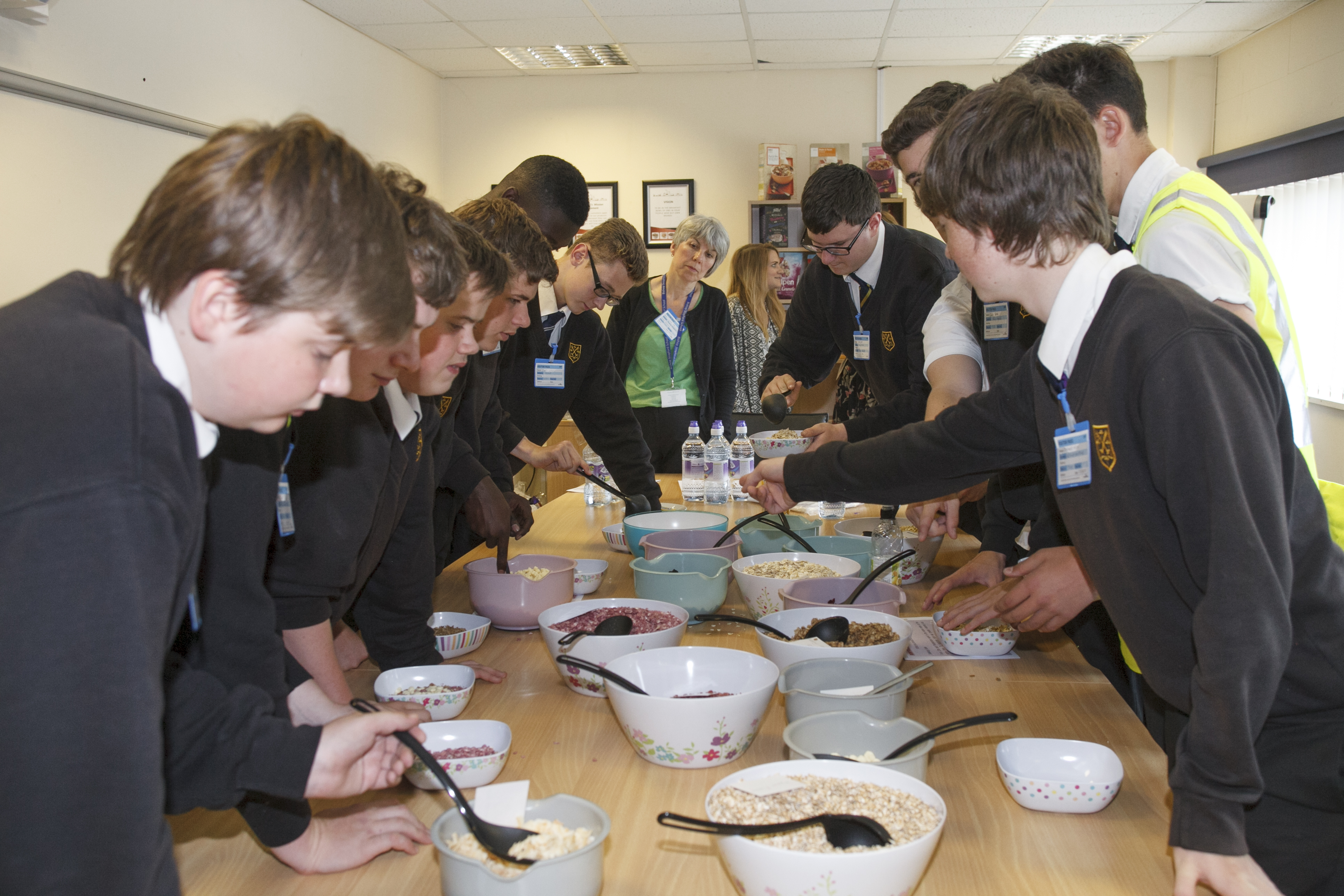 Bokomo Foods opens its doors to local students
