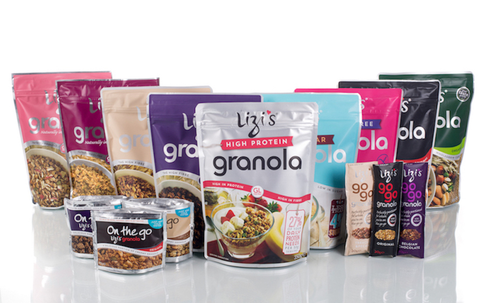 Pioneer Foods to buy leading UK granola brand Lizi's